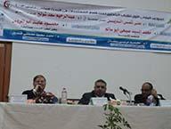 المؤتمر العلمي الأول للشباب الباحثين بكلية الطب البيطري