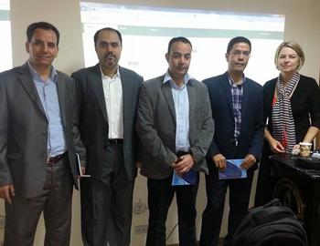 جامعة بنها تشارك بورشة عمل عن تقنية Scival الخاصة بشركة Elsevier بأكاديمية البحث العلمي