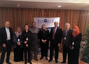 جامعة بنها تشارك بالمؤتمر الدولي الثالث لمشروع التمبس