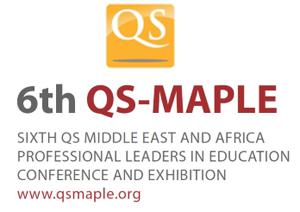 جامعة بنها تشارك بالمعرض والمؤتمر الدولي السادس لشركة QS لتصنيف الجامعات بجامعة الإمارات العربية المتحدة