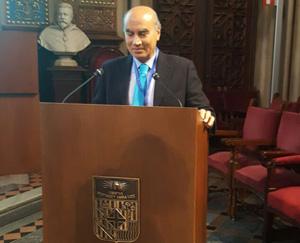 جامعة بنها تشارك بمؤتمر اتحاد الجامعات العربية والأوروبية بأسبانيا
