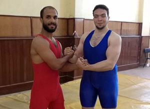 طلاب كلية هندسة بنها يحصلون علي المركز الأول لبطولة الجامعة فى المصارعة الرومانية