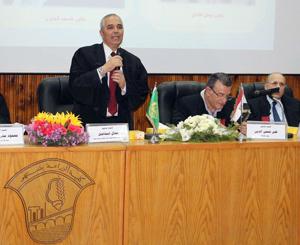 جامعة بنها: تقديم مشروعات صغيرة لأبناء محافظة القليوبية