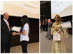 وفد جامعة بنها يشارك فى إحتفالية تكريم أوائل الثانوية العامة بالأردن