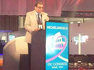 جامعة بنها تشارك فى المؤتمر السنوى للجمعية الأوروبية لأمراض القلب بروما