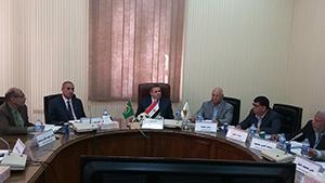 رئيس جامعة بنها: بعض القوى الخارجية لا تريد لمصر الخير وهناك ارادة سياسية لتنمية الوطن وتحسين الحياة