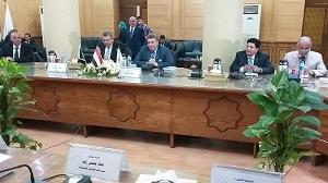 خلال لقائه بمجلس جامعة بنها: وزير التعليم العالي يؤكد عدم المساس بمجانية التعليم في مصر
