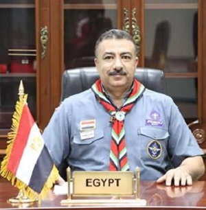 الدكتور خالد عيسوى رئيساً للإتحاد العام للكشافة والمرشدات