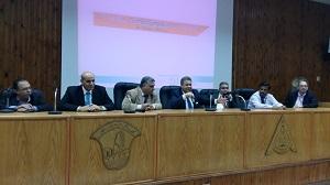 رئيس جامعة بنها يفتتح فعاليات الندوة المصرية الألمانية للتحكم في مرض البروسيلا بطب بيطرى مشتهر