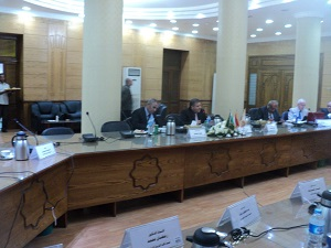 A forum about the National Big Projects between the Challenges and the Future Vision in Benha University