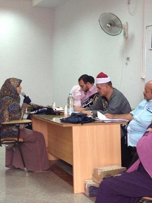 هندسة بنها تحصل على المركز الأول في مسابقة القرآن الكريم