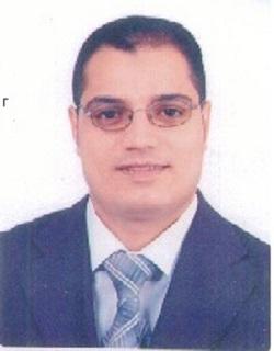 الدكتور/ رضوان رضوان أبو العباس خليل قائماً بعمل مساعد المدير التنفيذي للمعلومات بالجامعة لشئون وحدات الخدمات الإلكترونية