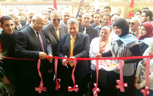 The University President Inaugurates the University Hostel in Tokoh after its Closure for 11 Years