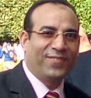 أ.د/ محمد غانم رئيسا للجلسة الثالثة بالاعتماد والجودة والطرق البحثية
