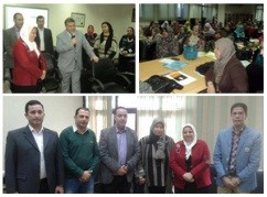 Egyptian Knowledge Bank's workshop to be held in the Faculty of Nursing