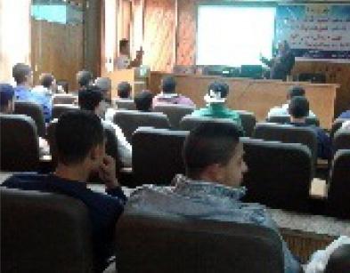 دورة للأسعافات الأولية بكلية التربية الرياضية بجامعة بنها