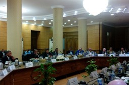 «The Applied Researches Serve the Community» says Qualybia Governor at Benha university council
