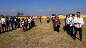 مهرجان رياضي بمركز التنمية الشبابية بمشتهر
