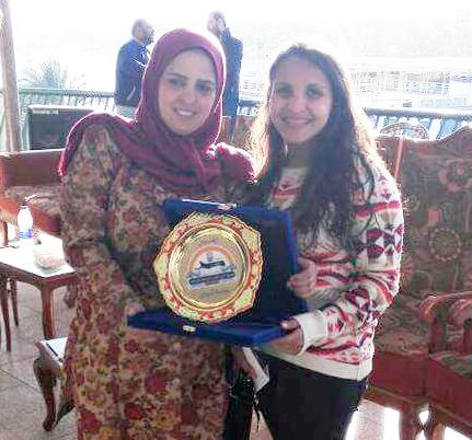 جامعة بنها بالمركز الأول في بطولة السباحة بالزعانف بأسوان على مستوى الجامعات المصرية لعام 2017