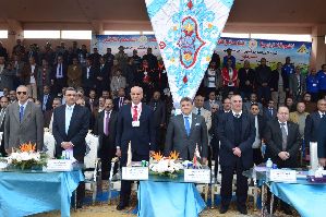 فى افتتاح الدورة الزراعية 39 بمشتهر القاضى: نسعى لتحقيق رؤية الرئيس لشباب مصر