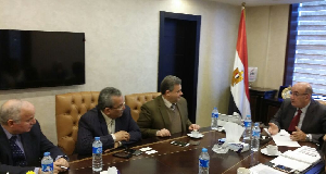 A Cooperation protocol between Benha University and Egypt Fund in the Geometrical and Scientific Counseling