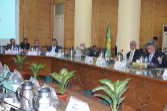 The Faculties' Members Discuss How to Develop the Higher Education and the Scientific Research in Benha University leader's council