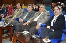 The former minister of higher education thanks Benha University for holding the Egyptian education forum