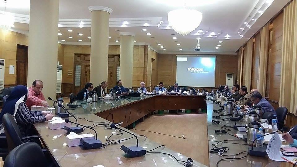 جامعة بنها تنظم المؤتمر الدولى الثانى الصينى المصرى أكتوبر القادم