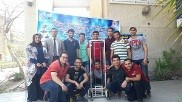Benha University wins the second place in the Robot forum for the second time in a row