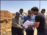 EL-Kady inspects Benha university's constructions and the new building in Benha