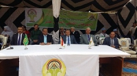 """Egypt witnesses unprecedented accomplishments"" says the university president in the inauguration of the scouting festival of Benha university's students"