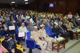 Benha University hosts the first educational forum of the armed forces in the Egyptian universities