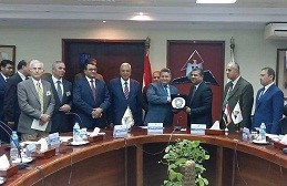 A cooperation protocol to be signed between Benha University and the Egyptian Cabinet information and decision support center