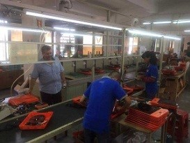El-kady visits two factories of household utensils and electrical equipment