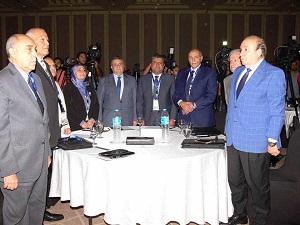 جامعة بنها تشارك فى مؤتمر الإتجاه نحو بناء مجتمع المعرفة والإبتكار المصرى