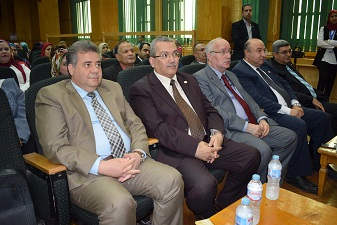El-Kady witnesses the inauguration of leaders program in EL-Qulubia
