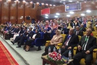 A booming start at the Sino-Egyptian conference in Benha University