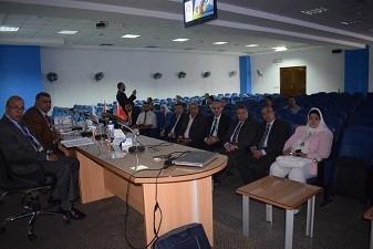 Après la continuation de ses travaux avec un grand succès : La conférence égypto-chinoise conclut ses travaux à l'Université de Banha.