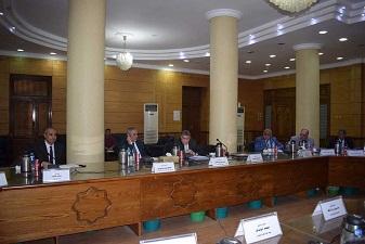 القاضى نجاح المؤتمر الصينى المصرى الدولى حافز لمزيد من المؤتمرات الدولية