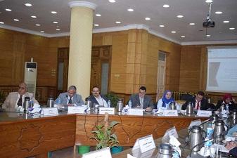 رئيس جامعة بنها: نسعي لتدعيم علاقتنا مع دول حوض النيل