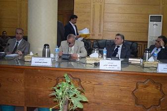 مجلس القيادات يوافق على اقتراح القاضى 100 منحة دراسية من جامعة بنها لأفريقيا