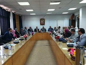 عبدالحليم القصبى مرشحا للحصول على جائزة جامعة بنها