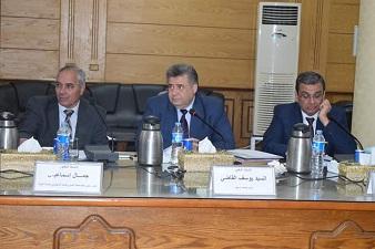 القاضي يقترح ومجلس جامعة بنها يوافق: ورش عمل لشرح متطلبات الجودة الجديدة