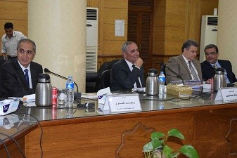 Benha University's council visits 57357 hospital next Monday