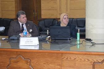 في اجتماعها السادس: اللجنة المنظمة تنتهي من الترتيبات النهائية لندوة التعداد السكاني