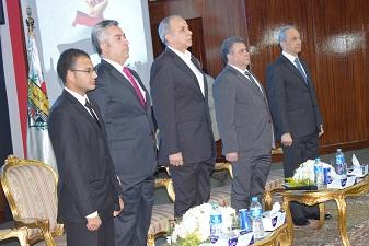 القاضي في ندوة جامعة بنها: أغلبية المصريين شرفاء والفساد يهدم الدول