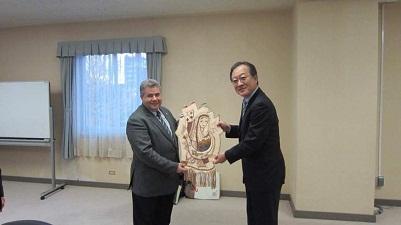 أول رئيس لجامعة بنها فى اليابان.. القاضى: نسعى للإنفتاح على العالم والتعاون مع الجامعات المتقدمة