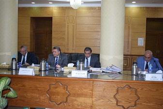 القاضي: يشكر طلاب جامعة بنها علي نجاح إنتخابات إتحاد الطلاب