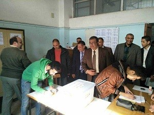 The reelections will be held at ten faculties in Benha University