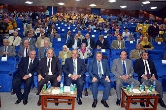El-Gendy thanks Benha University for holding the population indicators forum